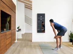 有了「Mirror」的智能镜,家马上变成你的私人精品健身房