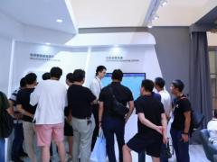 广田集团旗下广田智能亮相2018上海国际智能家居展