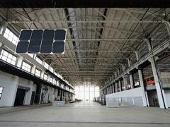 世界人工智能大会将开幕,举办地有飞机库等上海工业遗存