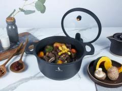 国际时尚家居用品展会上,赛普瑞斯高端锅具将低于半价优惠!